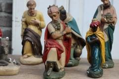 Oud beeld Caspar Kerst groep