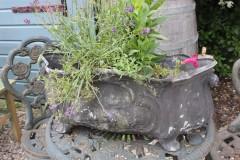 Brocante grote Franse jardinière
